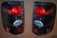 New IPCW Black Euro Tail Lights CWT-CE538CB for 2004-2008 Ford F-150 Pickups