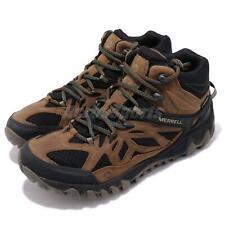 Merrell All Out Blaze Vent Mid GTX Gore-Tex Brown Black Men Outdoors Shoe J35895