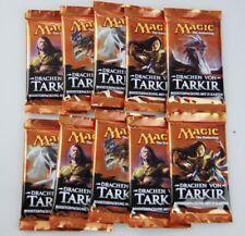10x Drachen von Tarkir Booster deutsch - Magic the Gathering