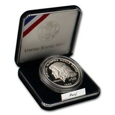 1995 Special Olympics World Games Commemorative Proof 90% Silver Dollar Coin