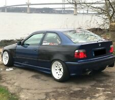 BMW e36 Compact Felony REAR overfenders felony drift stanc daily