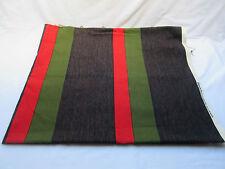 vintage retro Hyde Park Pamela Kay Cepeta screen print fabric length 84ins .
