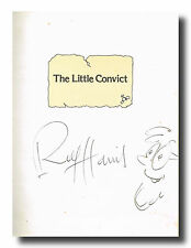 Yoram Gross THE LITTLE CONVICT signed by ROLF HARRIS 1st ed Greg Hyde