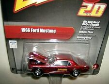 JL 1/64 R9 2.0 INFERNO '66 FORD MUSTANG COUPE PRO STOCK