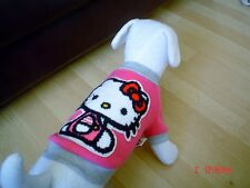 Lovely Pink Hello Kitty T Shirt 8 Inch 22cm Length
