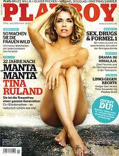 Playboy 10/2013  TINA RULAND & KAROLINA WITKOWSKA  Oktober/2013