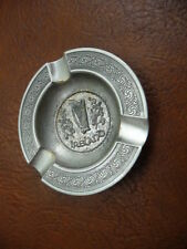 irish  pewter  collection  ashtray  ireland