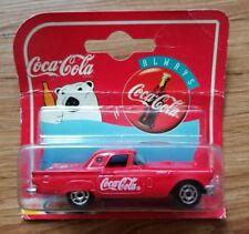 Majorette Coke Coca-Cola Ford 1957 Thunderbird Diecast Car New
