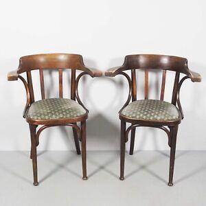 2 X Thonet Chair Wood 1.Z