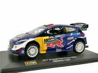 FORD FIESTA RS WRC OGIER 1:32 Scale Rally Toy Car Model Models Diecast Miniature