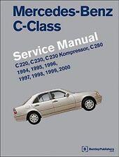 Mercedes-Benz (W202) C-Class Service Manual 1994-2000