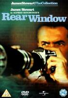 Rear Window (new & sealed DVD / Alfred Hitchcock 1954)