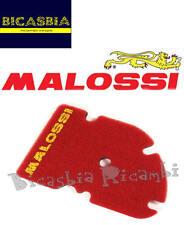4757 FILTRO ARIA MALOSSI IN SPUGNA PIAGGIO 125 200 250 300 VESPA GTS GT GTV MP3