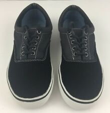 Vintage Men's Minimalist Casual Low Top Black Sneakers Size 7 Mossimo Supply