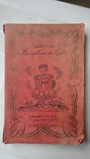 1938 LES MALHEURS DE SOPHIE COMTESSE DE SEGUR LIBRAIRIE L'ECOLE RELIE