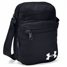 Under Armour Crossbody Shoudler Man Small Item Travel Bag - Black