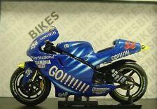 MOTO BIKE YAMAHA YZR 500 #56 S NAKANO 2002 IXO RAB036 SCALE 1/24 GP