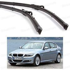 "24"" 19"" Car Windscreen Wiper Blade Bracketless for BMW 3-Series 2004-2009 E90"