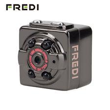 Fredi Full HD 1080P Mini Car DV DVR Camera Spy Hidden Camcorder IR Night Vision