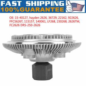 Vehicle Fan Clutchs for 96-99 CHEVROLET BLAZER BASE SPORT UTILITY 2-DOOR 922626