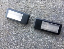 BMW X5 E53 2002 MAP READING LIGHTS.