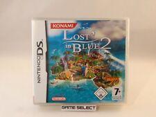 LOST IN BLUE 2 NINTENDO DS DSi 2DS 3DS PAL EU EUR ITA ITALIANO NUOVO SIGILLATO