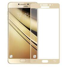 Samsung J7 2017 (J730) - Pack de 2 Films protection écran en verre trempé (Doré)