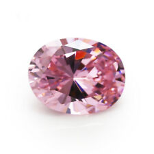 Beautiful 9.10cts 10x14mm Pink Sapphire Oval Cut AAAAA Loose Gemstone