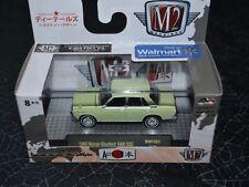 2017 M2 MACHINES AUTO JAPAN 1969 NISSAN BLUEBIRD 1600 SSS WMTS05