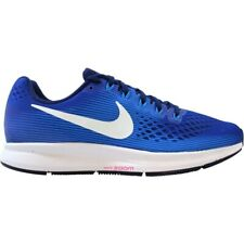 Nike Air Zoom Pegasus 34 Indigo Force/White-Photo Blue Trainers Shoes