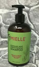 MIELLE ORGANICS ROSEMARY MINT strengthening  SHAMPOO 12 oz NEW! FREE SHIPPING!