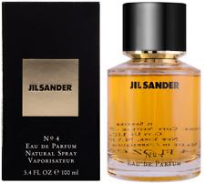 Jil Sander No4 Eau De Parfum Spray 100ml