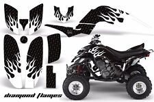 ATV Decal Graphic Kit Quad Sticker Wrap For Yamaha Raptor 660 2001-2005 DFLM W K