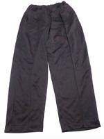 Blair Pants Womens Size 16P Black Sewn In Front Seam Elastic Waist Pants New