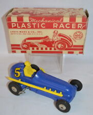 Vintage Marx Mechanical Plastic Racer No. 5 with the Original Box: Mar... Lot 44