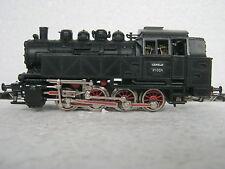 Märklin HO/AC 3031 Dampf Lok BR 81004 DB + Telex (CO/59-29R7/16)