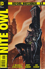 Before Watchmen Nite Owl #1 Digital Combo Pack Variant Dc 2012 New Sealed