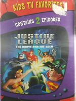 Justice League: The Brave and The Bold (DVD, 2007) New