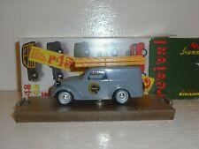 Brumm Fiat 500 B van Furgoncino Stipel Telephone  Engineer 1946-49