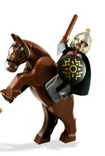 LEGO The Lord ofthe rings  EOMER WITH HORSE from Set 9471