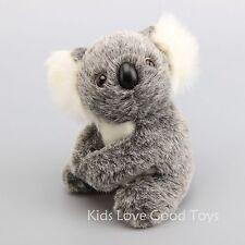 Koala Wildlife Teddy Bear Plush Toy Soft Stuffed Animal Cuddly Doll 20cm Cute