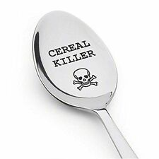 2 Boston Creative Company Cereal Killer Spoon Spoons Weapon of Choice