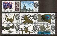 G.B. - Q.E.II 25th Anniversary of the Battle of Britain 1965 - Un-mounted Mint
