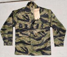 CISO Prototype Tiger Stripe Camouflage Uniform Set, Special Forces, SEAL, LRRP