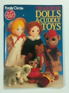Treasury of Dolls And Cuddly Toys Family Circle