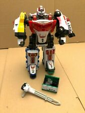 Power Rangers SPD deluxe megazord as pictured (c)