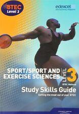 BTEC Level 3 National Sport Study Guide,Ms Jennifer Stafford-Brown