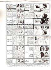 Antropología: el estudio del hombre. escaso informativo impresión alrededor de 1945