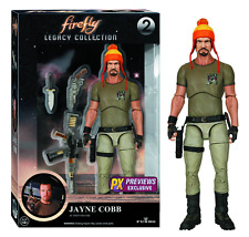 LEGACY FIREFLY JAYNE COBB WITH HAT PX EXCLUSIVE ACTION FIGURE