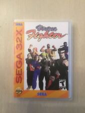 Universal Sega 32X Replacement Case - Virtua Fighter (NO GAME!)